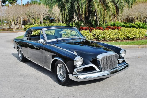 1962 Studebaker Gold Hawk GT for sale