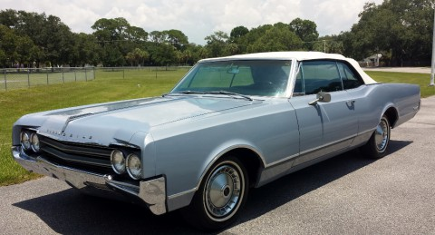 1965 Oldsmobile Eighty-Eight Convertible for sale