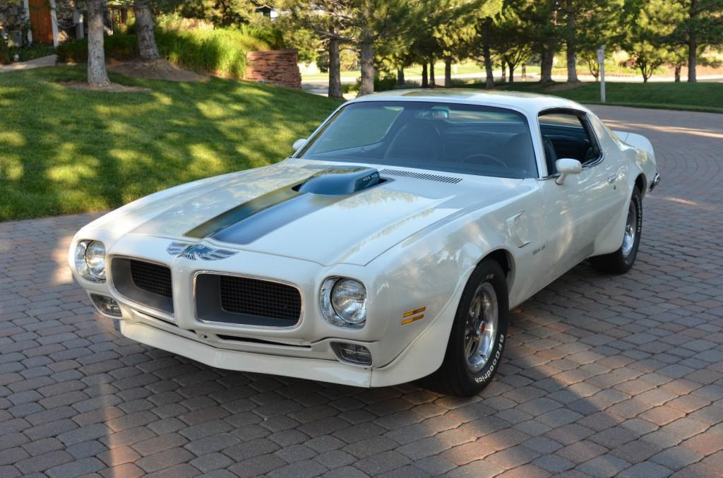 1971 Pontiac Trans Am for sale