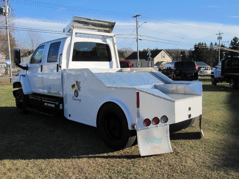 2006 GMC Kodiak Topkick C6500 Crew Cab Hauler