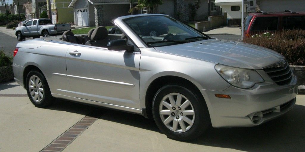 2008 Chrysler Sebring LX Convertible for sale