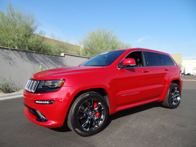 Jeep Srt For Sale >> 2014 Jeep Grand Cherokee SRT8 for sale