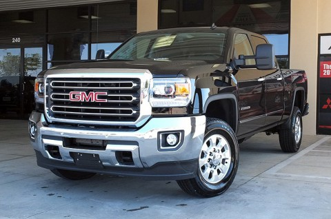 2015 GMC Sierra 2500 SLT for sale