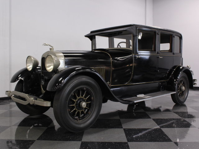 1927 Lincoln Sedan For Sale