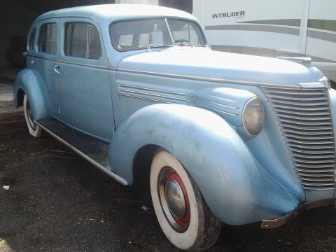 1938 Hupmobile 4 Door Sedan for sale