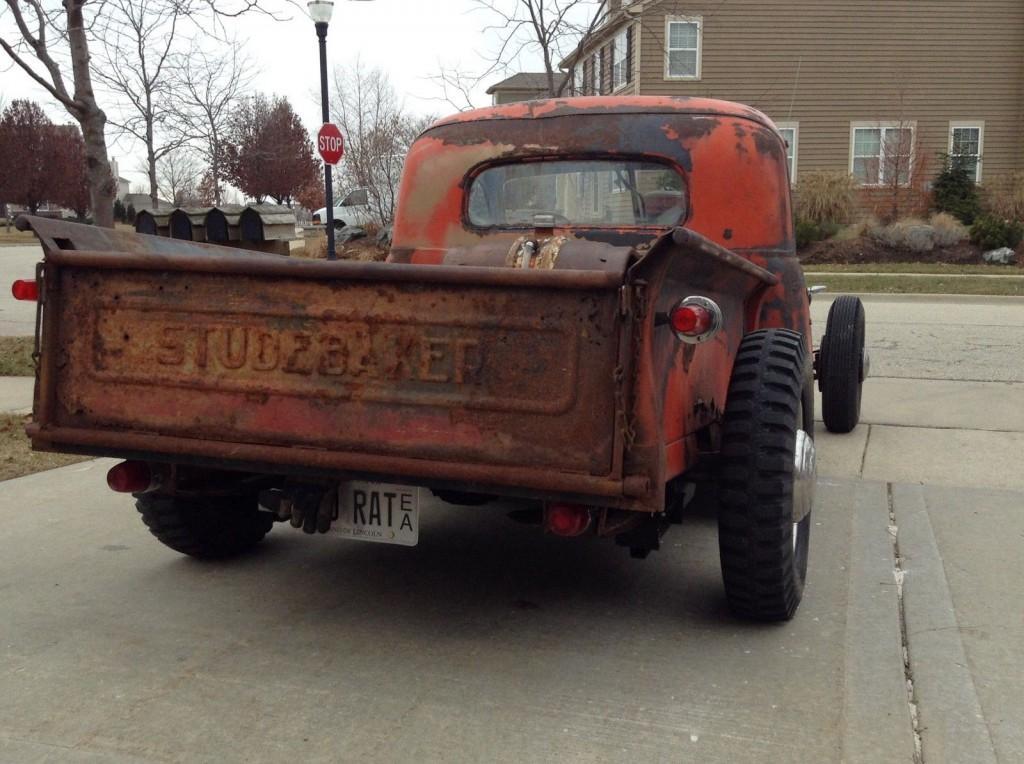 1947 Studebaker Rat Rod