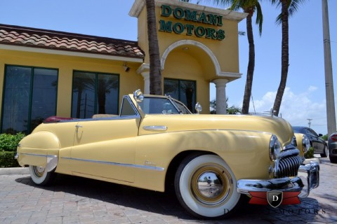 1948 Buick Super Eight Convertible for sale