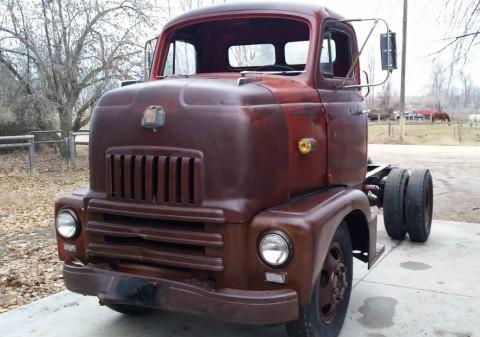 1950 International Harvester COE Deluxe for sale