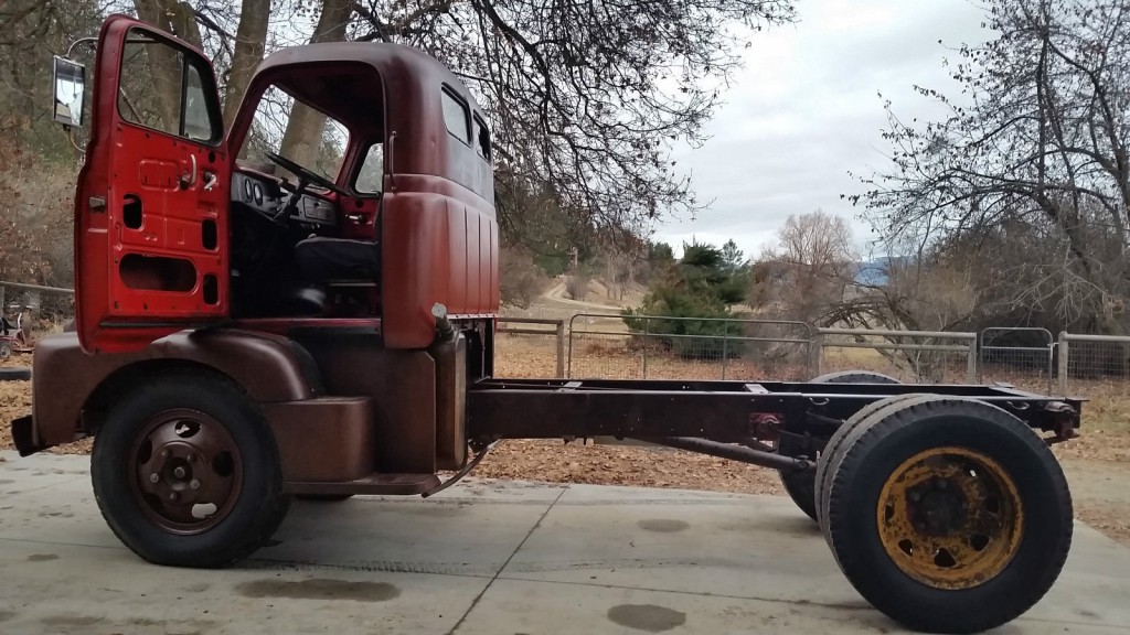 1950 International Harvester COE Deluxe