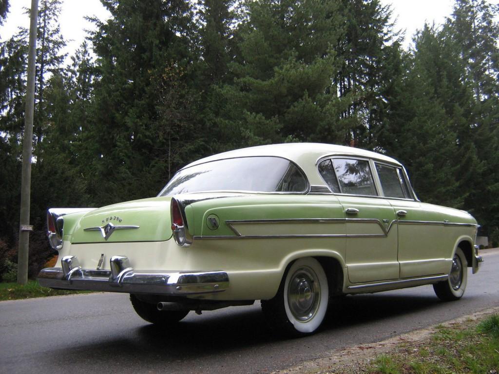 1956 Hudson Super Wasp