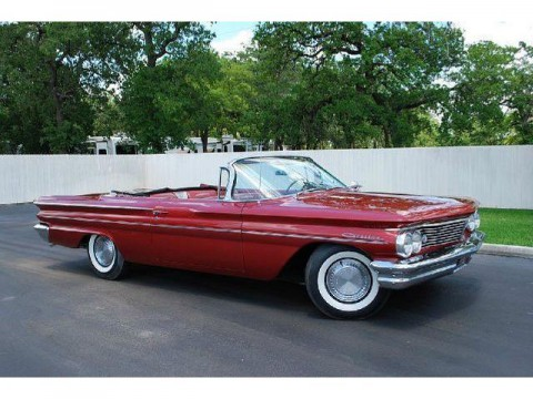 1960 Pontiac Catalina Convertible for sale