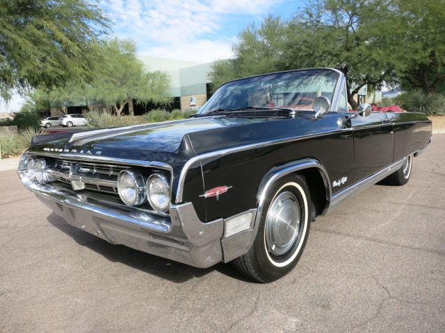 1964 Oldsmobile Ninety-Eight Convertible