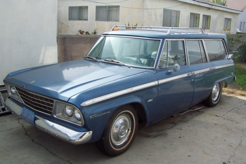 1964 Studebaker Wagonaire for sale