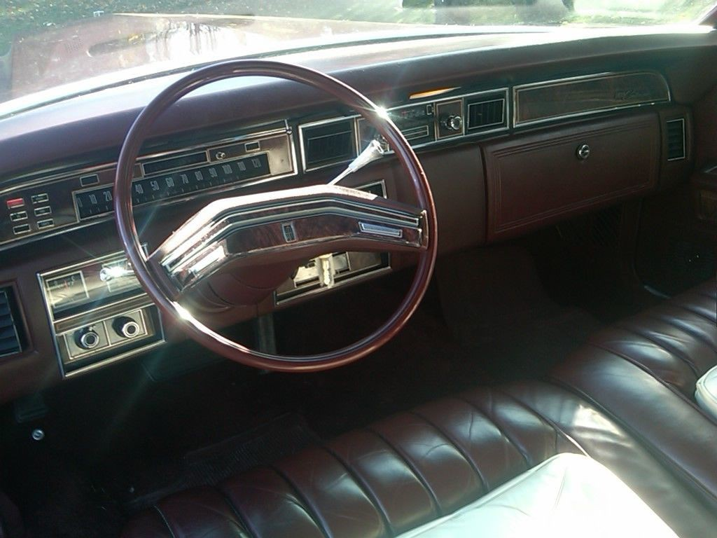 1977 Lincoln Continental Town Coupe