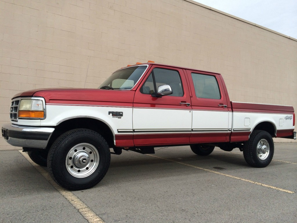 2015 Ford F 150 For Sale >> 1996 Ford F-250 for sale