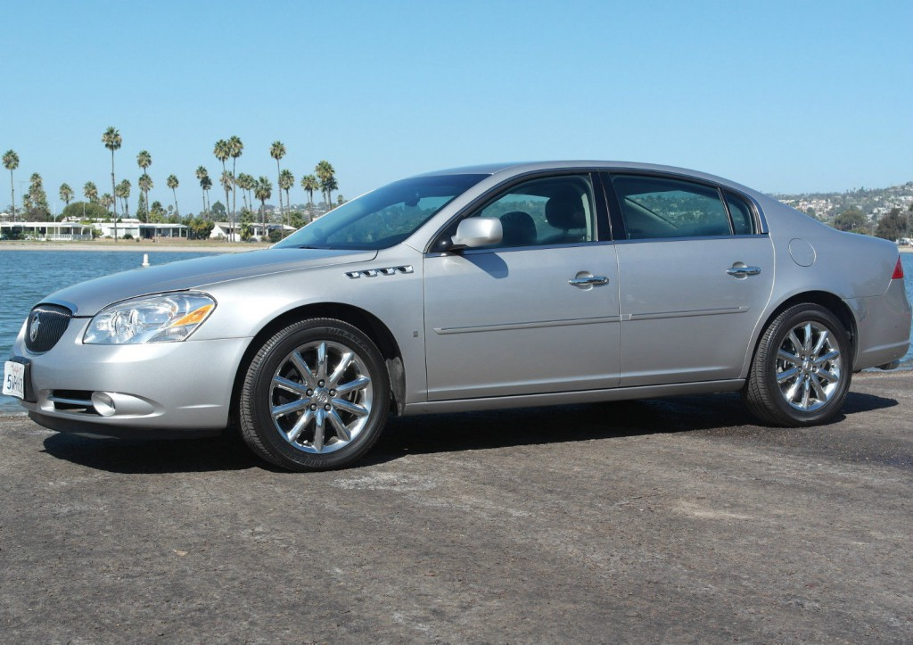 2007 Buick Lucerne For Sale