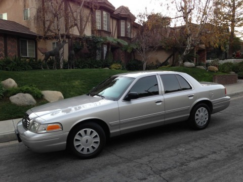 2008 Ford Crown Victoria for sale