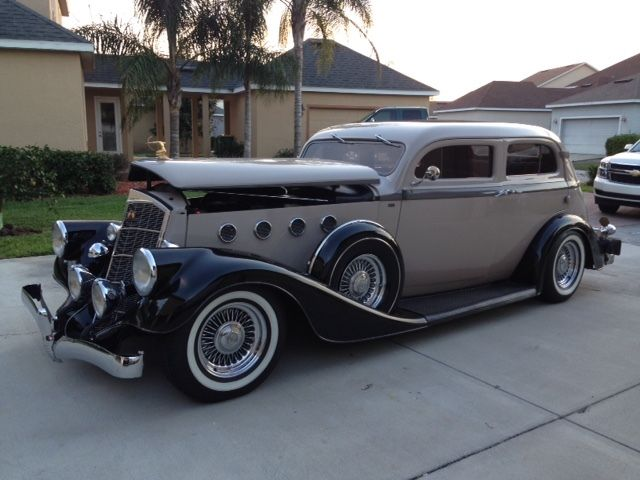 1934 Pierce Arrow For Sale