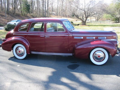 1940 Cadillac LaSalle for sale