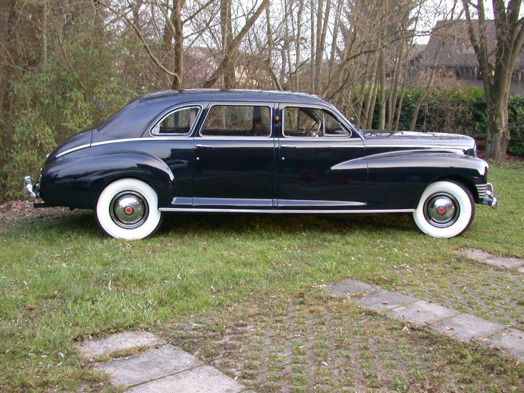 1946 Packard Super Custom Clipper