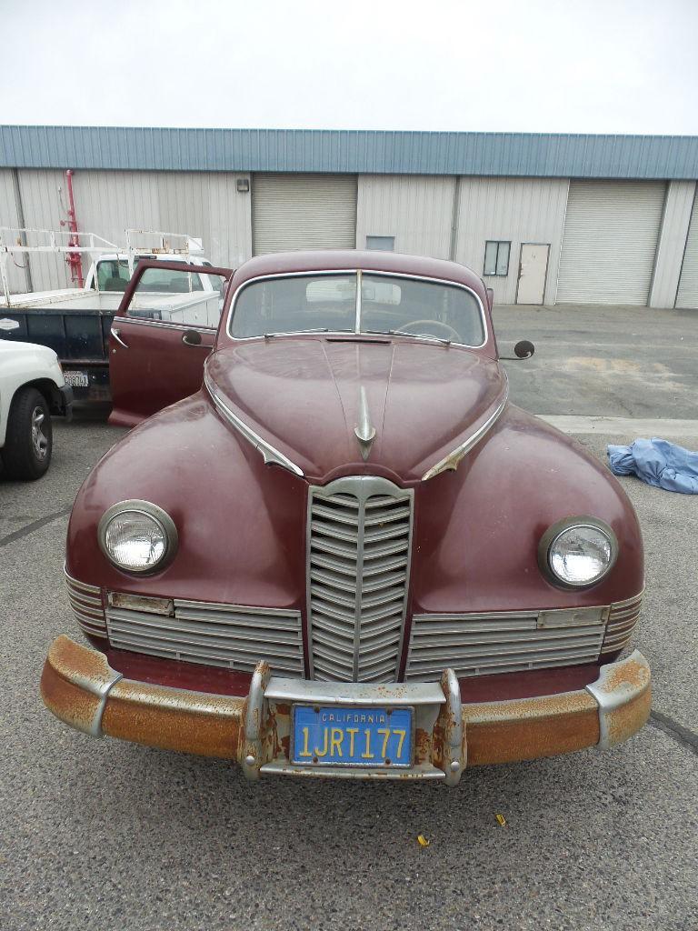 1947 Packard Limousine