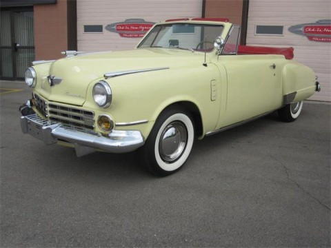 1947 Studebaker Commander Regal Deluxe for sale