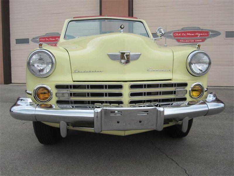 1947 Studebaker Commander Regal Deluxe