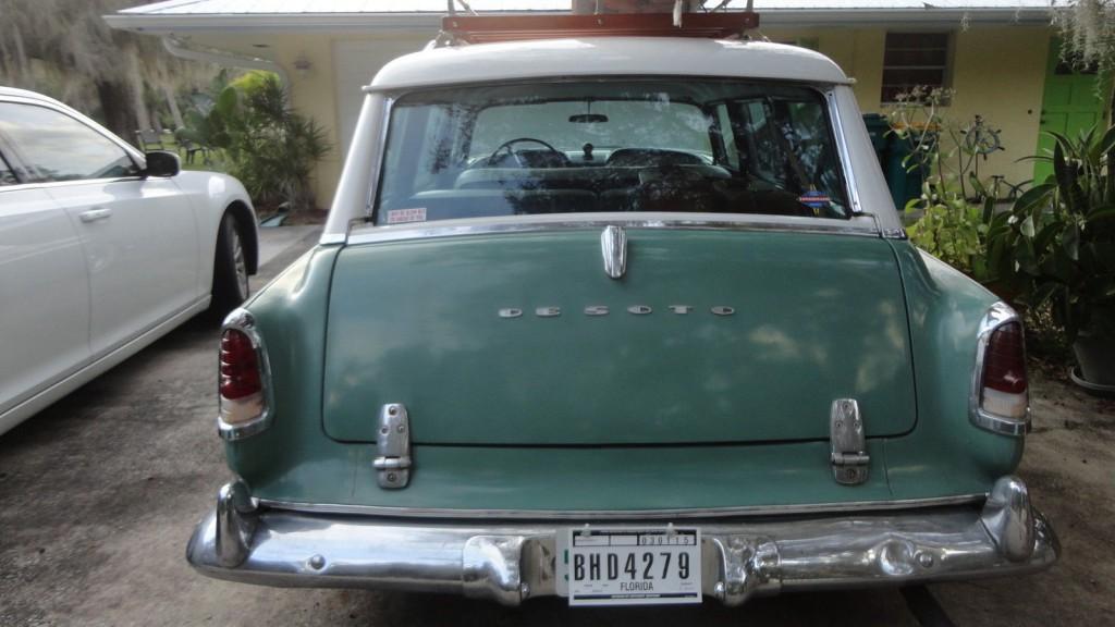 1955 DeSoto Firedome Wagon