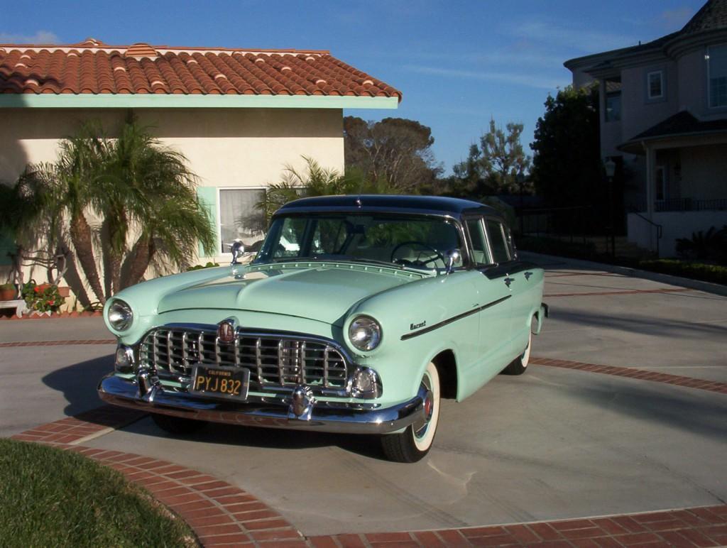 1955 Hudson Hornet