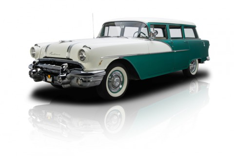 1956 Pontiac Chieftain Wagon for sale