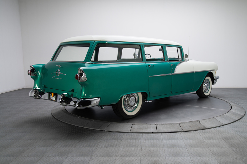 1956 Pontiac Chieftain Wagon