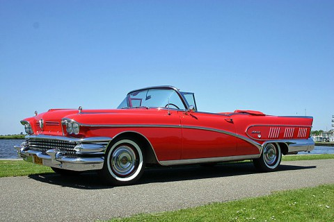 1958 Buick Limited Convertible for sale