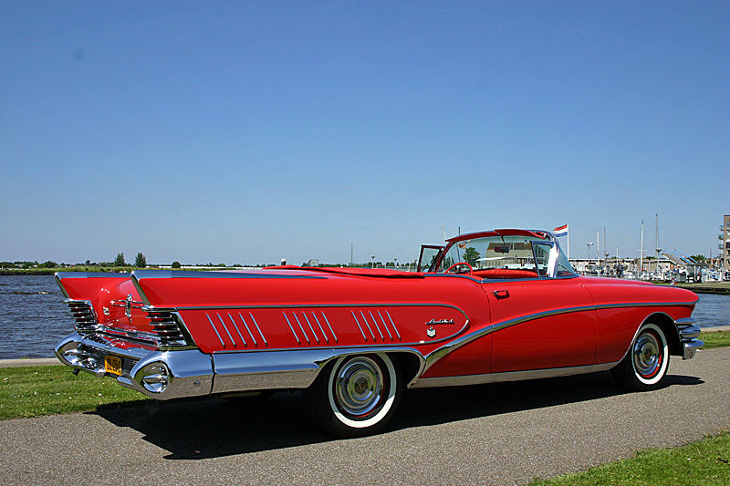 2015 Buick Lesabre >> 1958 Buick Limited Convertible for sale