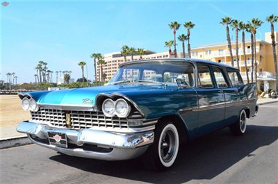 1959 Plymouth Custom Suburban Wagon for sale
