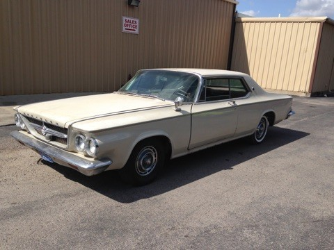 1963 Chrysler 300J for sale