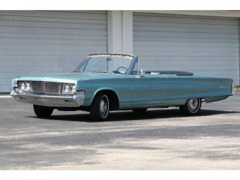 1965 Chrysler Newport Convertible for sale