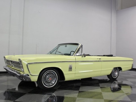 1966 Plymouth Fury III Convertible for sale