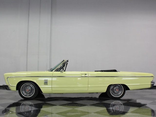 1966 Plymouth Fury III Convertible