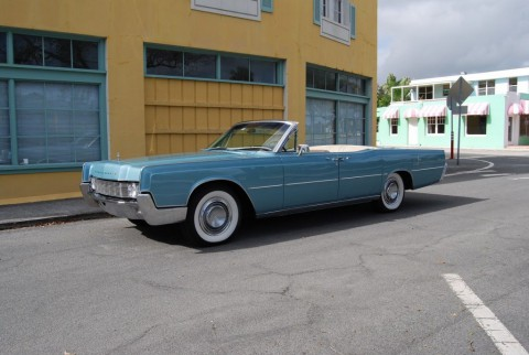 1967 Lincoln Continental for sale