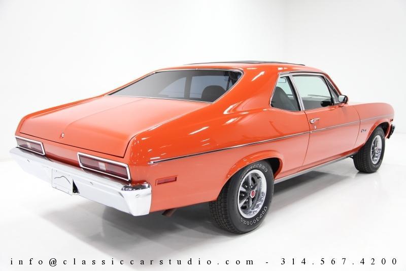 1972 Pontiac Ventura Ii For Sale
