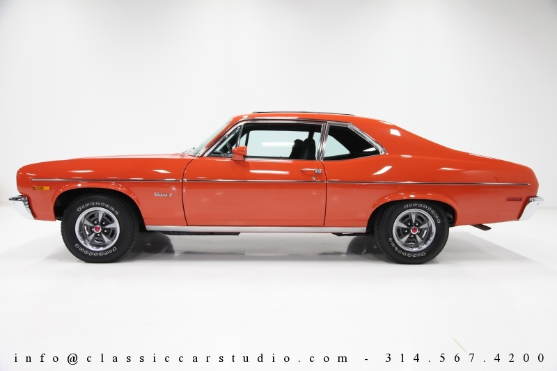 1972 Pontiac Ventura Ii For Sale