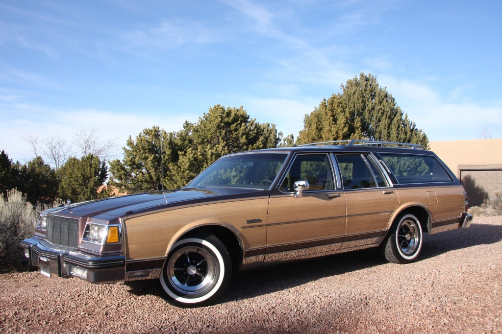 1984 Buick Electra Estate Wagon for sale