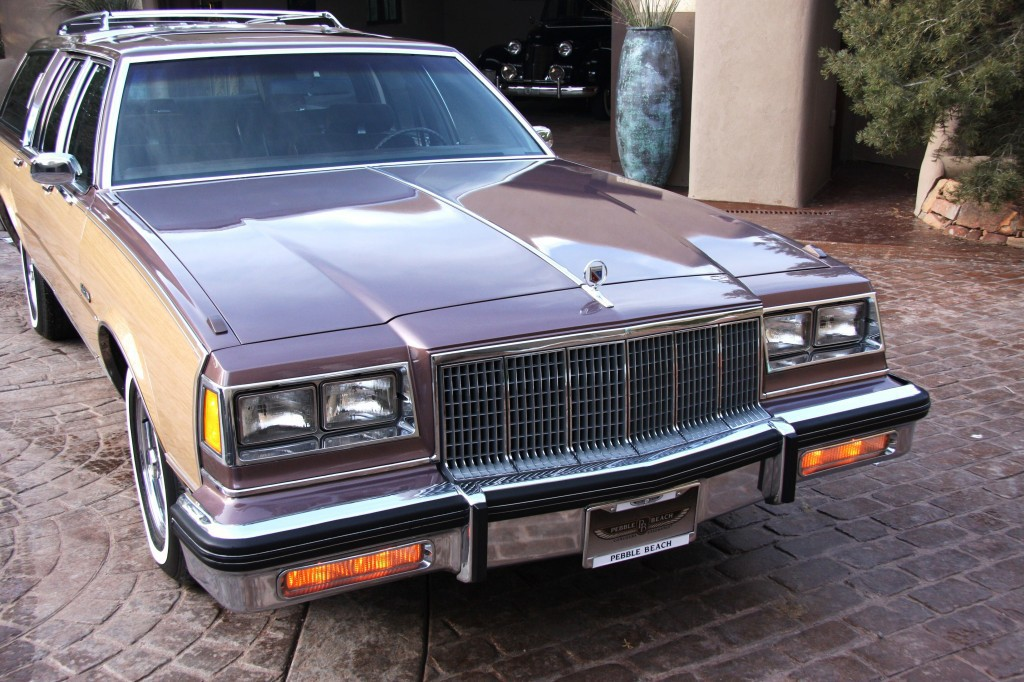 1984 Buick Electra Estate Wagon