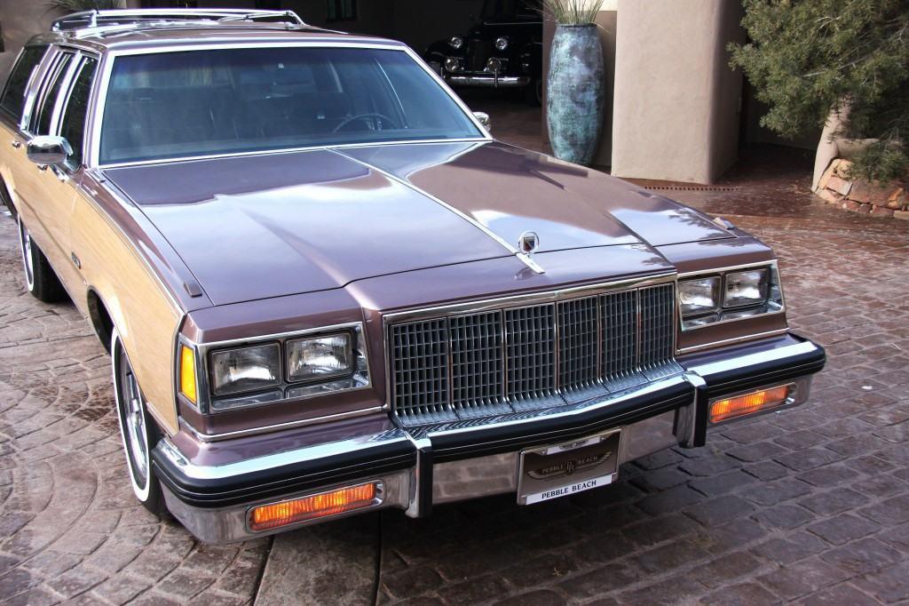 1984 Buick Electra Estate Wagon