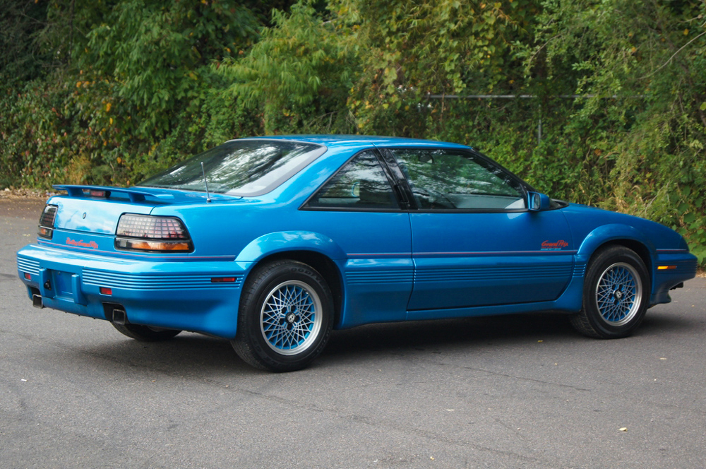 Pontiac Grand Prix American Cars For Sale