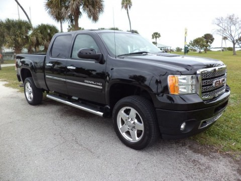 2013 GMC Sierra 2500 Denali for sale
