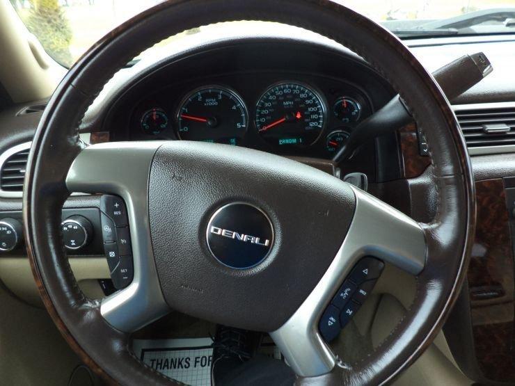 2013 GMC Sierra 2500 Denali