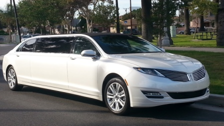 2014 Lincoln MKZ Limousine for sale