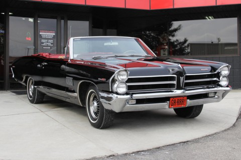 1965 Pontiac Catalina Convertible for sale