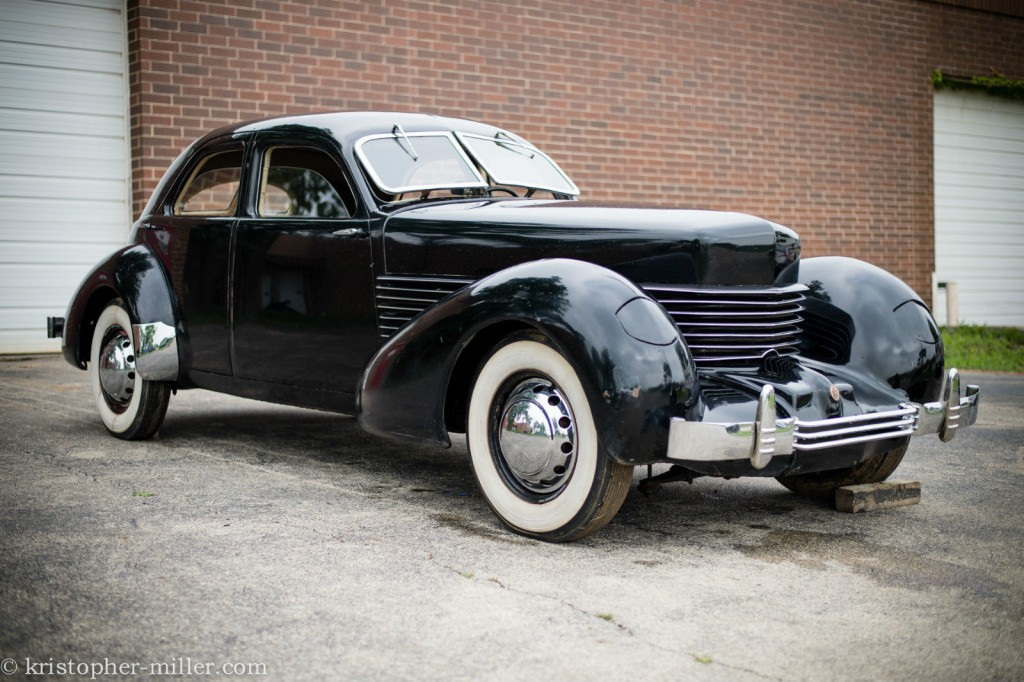 1936 Cord 810 Westchester for sale